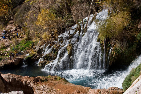 Fossil Springs Wilderness