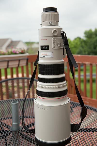 EF 500mm EF F4/L IS